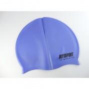 Touca Silicone Olymport Adulto Azul