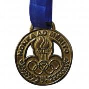 Medalha Rema Grande Bronze(Contém 05Unids) 49mm