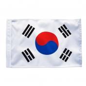 Bandeira Coreia do Sul JC