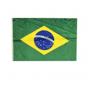 Bandeira do Brasil Lojão 128x90cm