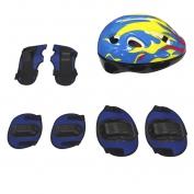 Kit de proteção com Capacete Completo SP52646