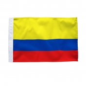 Bandeira Colombia JC