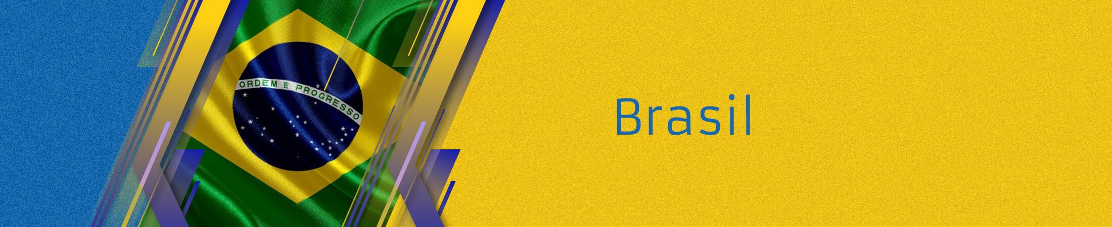 Subcategoria - Bandeiras Brasil
