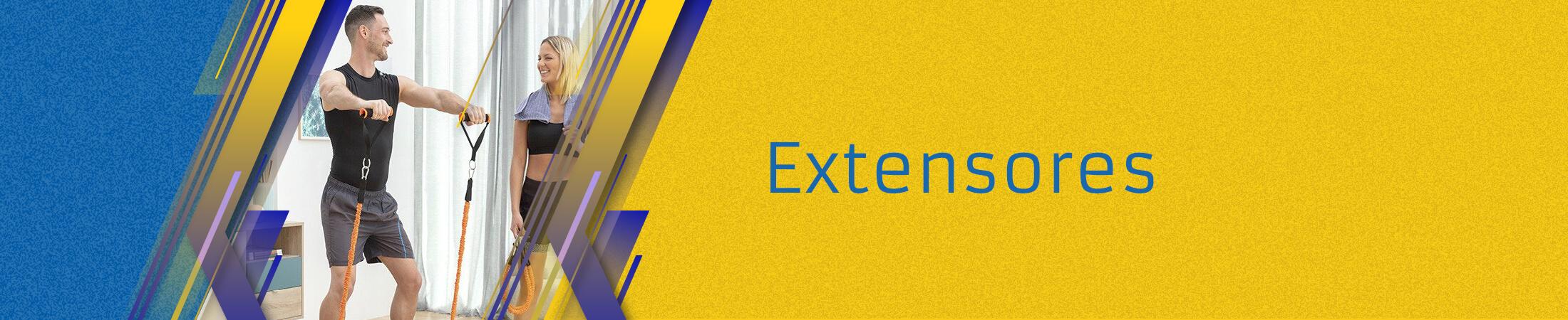 Subcategoria - extensores