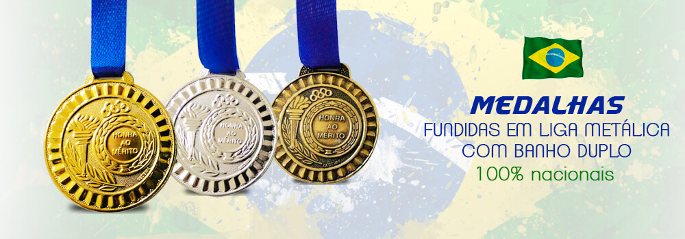 Categoria Medalhas